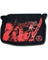 Silent Hill Pyramid Head and Nurse Messenger Bag