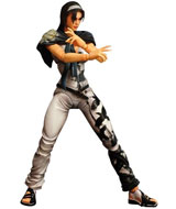 Tekken Tag Tournament 2 Play Arts Kai Jun Kazama Action Figure