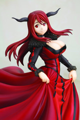 Archenemy and Hero Maou Ruby Eyes Ani-Statue