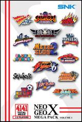 Neo Geo X Mega Pack Volume 1