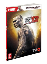 WWE '12 Official Game Guide