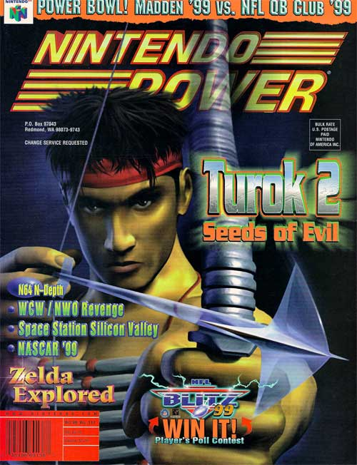 Nintendo Power Volume 113 Turok 2: Seeds of Evil