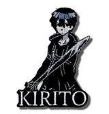 Sword Art Online: Kirito Portrait Patch