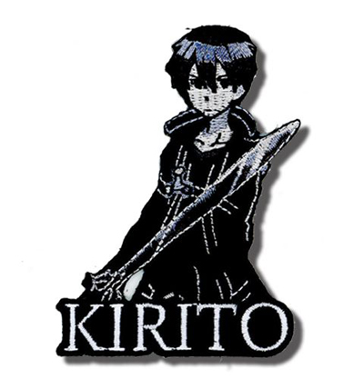 Sword Art Online Kirito Portrait Patch