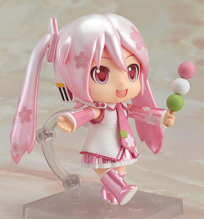 Character Vocal Series 01 Sakura Mikudayo Nendoroid