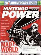 Nintendo Power Volume 231 Mad World