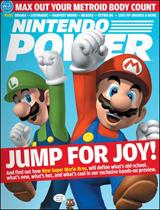 Nintendo Power Volume 203 New Super Mario Bros.