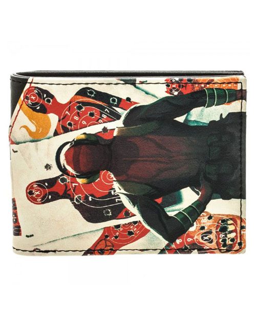 Marvel Deadpool Poster Bi-Fold Wallet