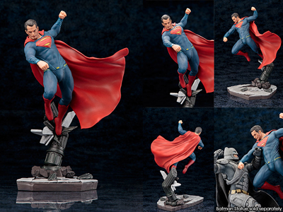 BVS Dawn of Justice Superman 1/10 Scale Statue