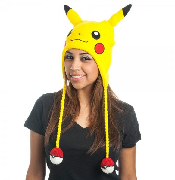 Pokemon Pikachu Big Face Laplander