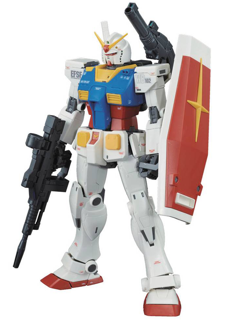 Gundam Origin MG RX-78-02 Premium Model Kit