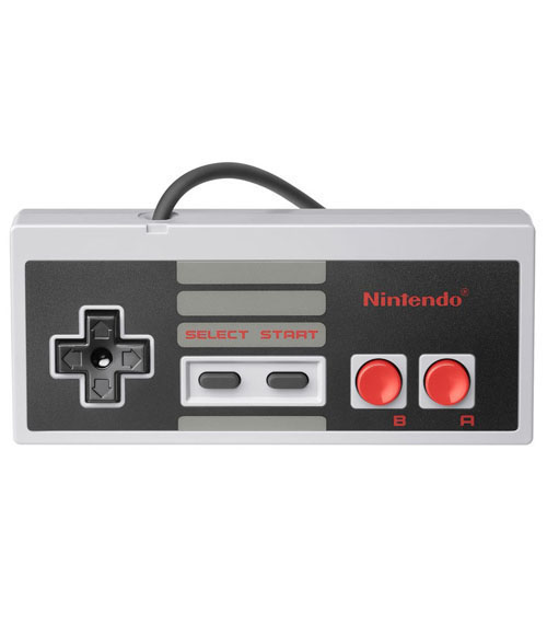 Nintendo Entertainment System Classic Controller