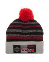 Nintendo Controller EMB POM Beanie