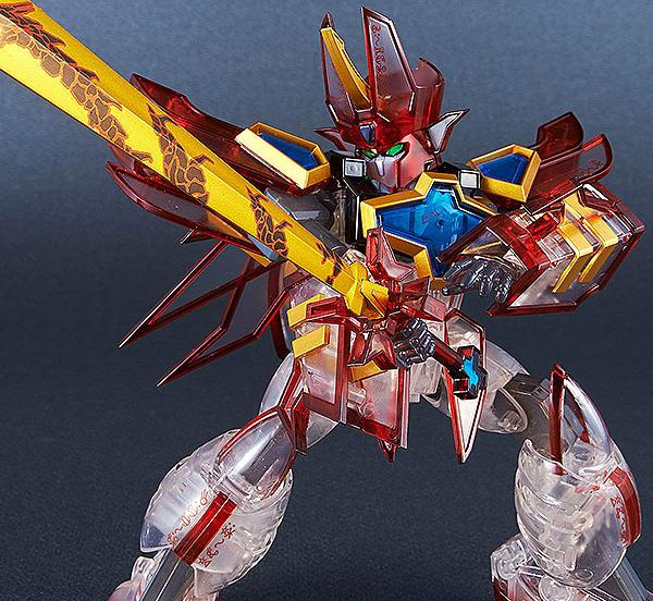 VA Mado King Granzort Gaia Action Figure Dragon Version