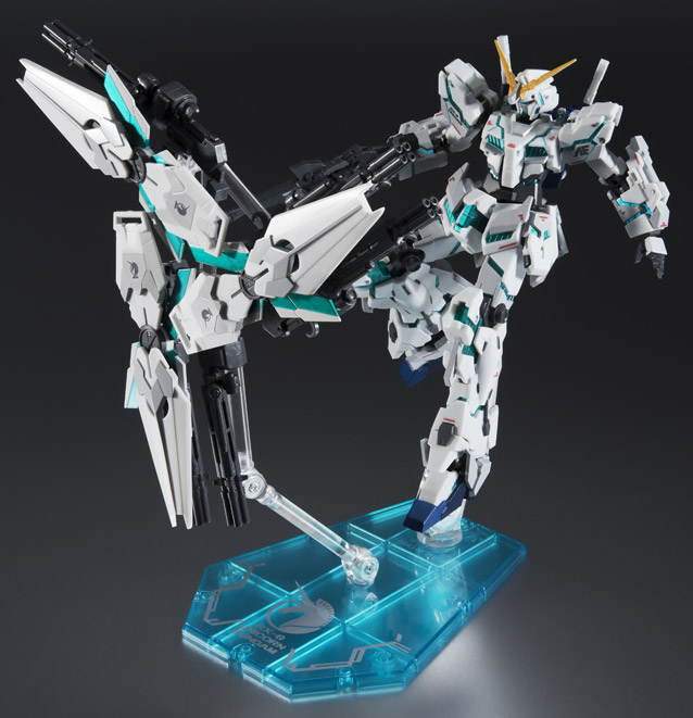 Gundam UC: Marking Plus Unicorn Gundam Robot Spirits Final Battle Fig