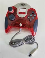 Dreamcast MadCatz Red Dream Pad