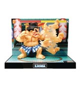 Street Fighter TNC Lights & Sounds: E. Honda Figure