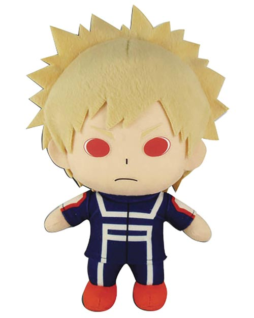 My Hero Academia Bakugo 7 Inch Plush