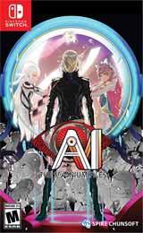 AI: Somnium Files Limited Edition