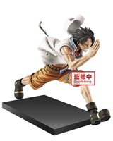 One Piece Magazine V1: A Piece of Dream 1 Portgas D. Ace Figure