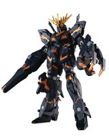 Gundam Universe: RX-0 Unicorn Gundam 02 Banshee Action Figure