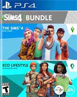 Sims 4 Plus Eco Lifestyle Bundle