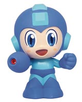 Mega Man PVC Bank