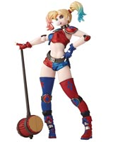 DC Comics Amazing Yamaguchi Harley Quinn New Color Action Figure