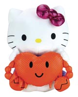 Hello Kitty Star Sign Cancer Plush