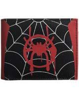 Marvel Spider-Man Ballistic Nylon Bi-Fold Wallet