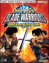 Onimusha Blade Warriors Official Strategy Guide
