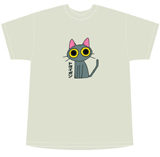 Trigun Kitty Stone T-Shirt LG