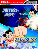 Astro Boy and Astro Boy: Omega Factor Official Strategy Guide