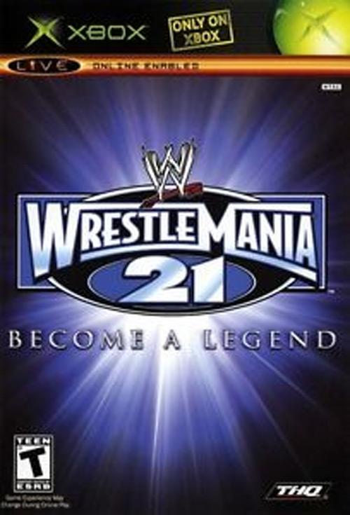 WWE WrestleMania XXI