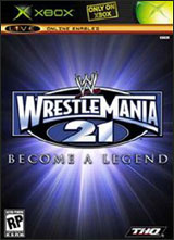 WWE WrestleMania XXI
