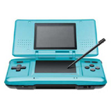 Nintendo DS Replacement Case (Ice Blue)