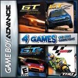 GBA Racing 4 Pack