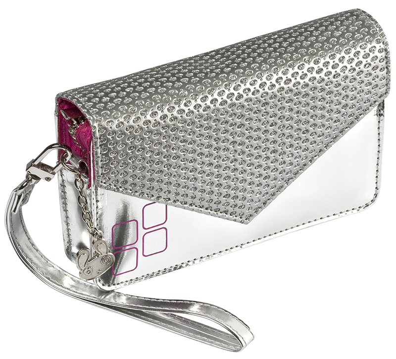 Nintendo DS Lite Silver Fashion Bag