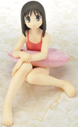 Great King Azumanga Osaka Swimsuit Statue