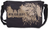 Metal Gear Solid 2 Profile Splatter Messenger Bag