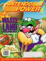 Nintendo Power Magazine Volume 58 Wario Land