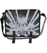 Dragon Ball Z Super Saiyan Trunks Messenger Bag