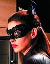 Dark Knight Rises Catwoman Deluxe Mask
