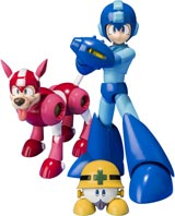 Mega Man: Classic Mega Man D-Arts Action Figure