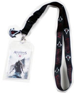 Assassin's Creed 3 Logo Lanyard