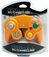 GameCube Cirka Controller Orange