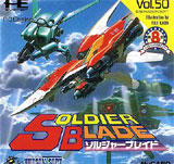 Soldier Blade PC Engine