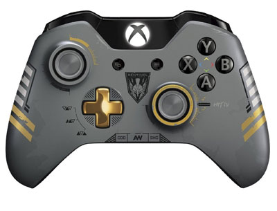 COD AW Controller