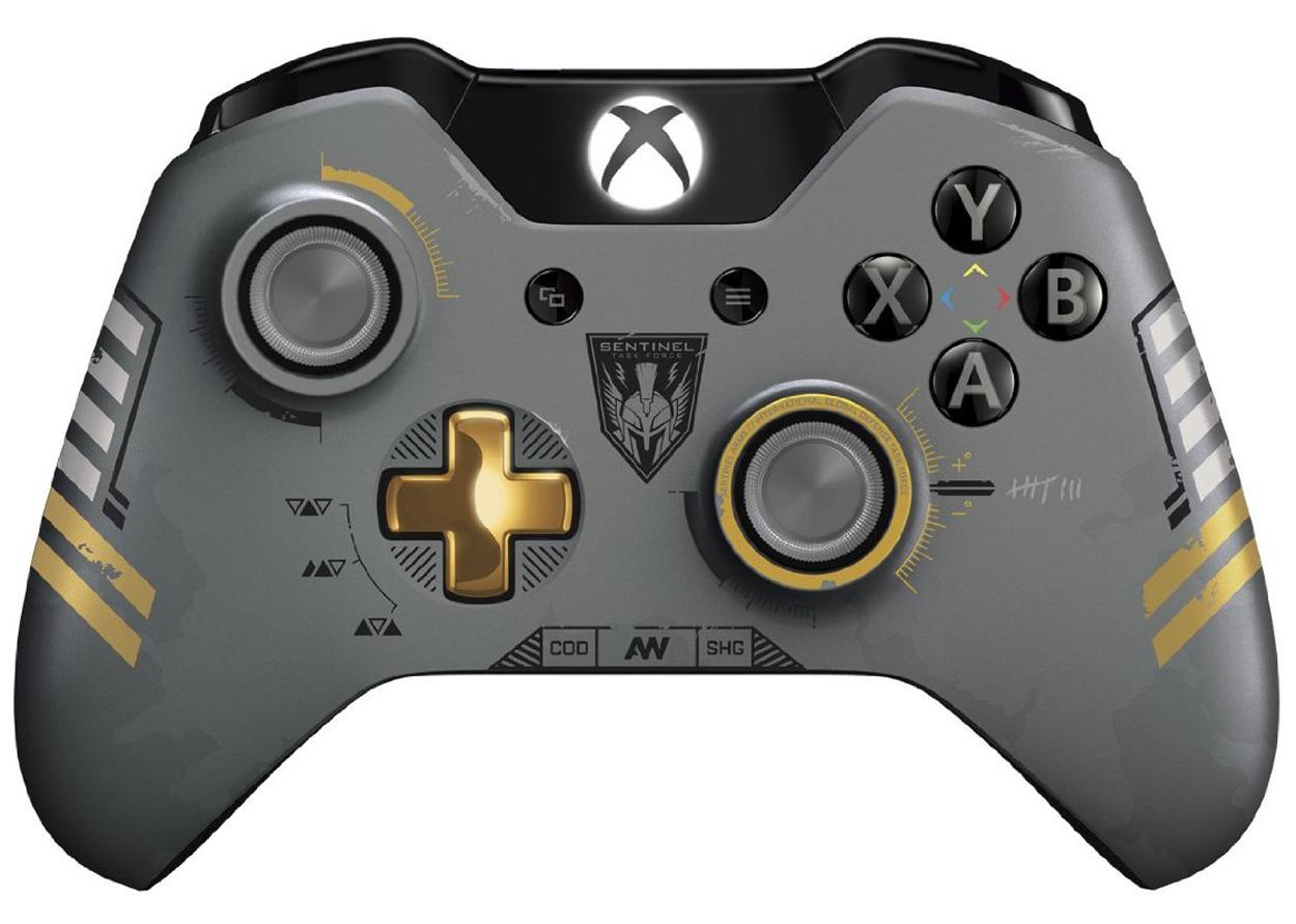 Xbox One Wireless Controller Call of Duty: Advanced Warfare Edition