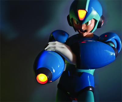 Mega Man X 1/5 Scale Resin Statue